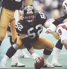 Mike Webster - Pittsburgh Steelers - Center