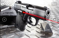 The Kimber Solo Carry DC (Deep Cover), with the optional factory-equipped Crimson Trace Laser Grip, offers users a low-profile, but highly capably #9mm carry #pistol... Read the complete #gunreview from the Pocket Pistols magazine #KIMBER #pocketpistols #concealedcarry #selfdefense #guns #handguns