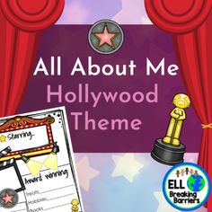 Get to know your students or share all about yourself with this Hollywood-themed all about me poster. ****TPT Credits****Leaving feedback gives you TPT credits to use for future purchases! Thanks in advance! ****File Details****Please make sure you are able to open this file type before purchasing. ...