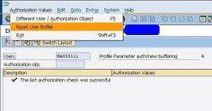 sap-basis-raju.blogspot.com: How to Reset  the  user buffer?