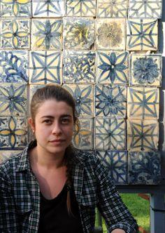 Malvina Frilli the girl stand - stand Recuperando #recuperando - available on recuperando.com