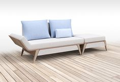 Sofa Bornholm on Behance