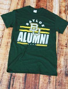 BU Alumni Stripe - FOREST GREEN at Barefoot Campus