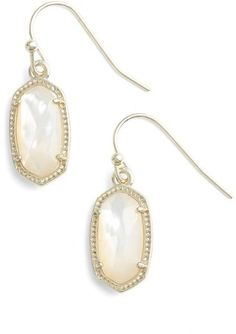 Kendra Scott 'Lee' Small Drop Earrings - $50.00