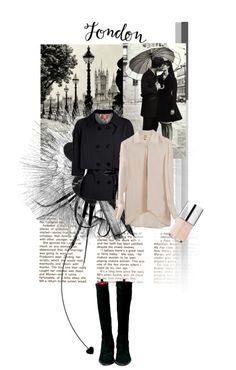 Un look perfecto para recorrer las calles de Londres. Trench, camisas y botas perfectas.