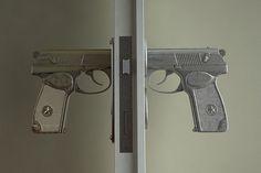 gun handle design concept