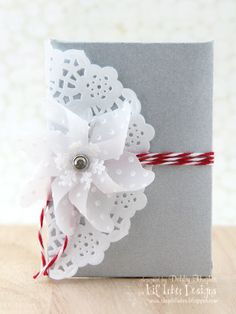 I adore the ethereal quality of the die cut vellum pinwheel on this chic card. #card #pinwheel #scrapbooking #crafts #handmade #paper #crafting