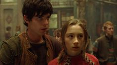 Harry Treadaway, City Of Ember, Steampunk Movies, Tim Robbins, The Lovely Bones, Be With You Movie, Fantasy Movies, Streaming Movies, Couple