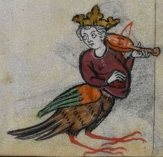 Detail from medieval manuscript, British Library Stowe MS 17 'The Maastricht Hours', f209r