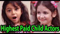Top 5 Bollywood Highest Paid Child Actors