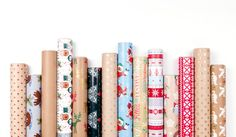 View our complete range of UK produced Christmas Rollwrap for 2014.