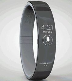 Smart bracelet, wearable smart phone?
