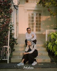 Pre Wedding Poses, Pre Wedding Shoot Ideas, Pre Wedding Photoshoot, Wedding Couples, Wedding Prep, Post Wedding, Muslimah Wedding Dress, Prewedding Outdoor, Wedding Makeup Looks