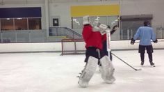 The Goalie Doctor - Jr A goalie practice