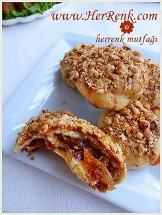 Pekmezli Kuruyemişli Kurabiye-kuru meyveli kurabiye,atom kurabiye,kurabiyeler,kurabiye tarifleri,değişik kurabiyeler,pekmezli kurabiye,meyveli kurabiye,tatlı kurabiye tarifleri,resimli kurabiye tarifleri,cookies,
