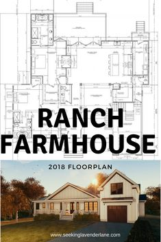 Ranch Farmhouse Floo