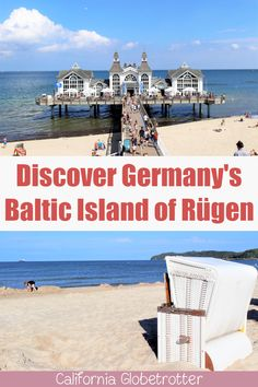 Germany's Baltic Coast | The Island of Rügen | Summer Holiday on Rügen | Things to do on Rügen | Beach Destinations in Germany | Best Beaches in Germany | Best Beaches on Rügen | Things to do in Northern Germany | Rainy Day on Rügen | Sights to See on Rügen | Discover Rügen | Baltic Coast Destinations | Sandy Beaches in Germany | Sandy Beaches in Europe | Best Beaches in Europe | Europe Beach Destinations - California Globetrotter
