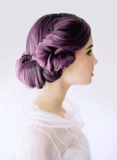 Plum Brodeur, with her hair done up all fancy. Sugar's other closest friend
