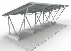 Structure Solar Carport #PergolaReviews