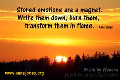 Transform negative thoughts.
