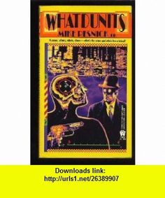 Whatdunits (Daw science fiction) (9780886775339) Mike Resnick , ISBN-10: 0886775337  , ISBN-13: 978-0886775339 ,  , tutorials , pdf , ebook , torrent , downloads , rapidshare , filesonic , hotfile , megaupload , fileserve