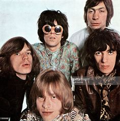 Photo of ROLLING STONES and Charlie WATTS and Mick JAGGER and Keith...
