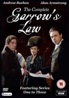 Garrow's Law - Law & Order, 1700s-style; period legal drama featuring the real-life lawyer who pioneered the concept of 'innocent until proven guilty' and whose friendship with a married aristocratic woman cast scandalous suspicion on them both. Interesting glimpse into the British justice system in the 1700s.