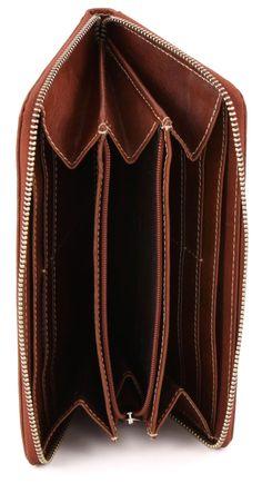 1ce040160a Marc OPolo Kent Monedero coñac de cuero 18,5 cm - 80.235-74.000 | Marcas de  diseño :: wardow.com