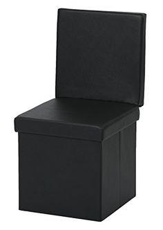 The FHE Group Folding Chair/Ottoman, Black Faux Leather T... https://www.amazon.com/dp/B00NIKHFRU/ref=cm_sw_r_pi_dp_evlxxbEW7V4SP