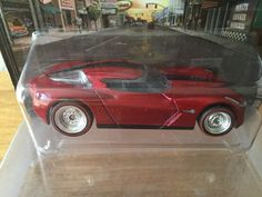 Hot Wheels Boulevard - 09 Corvette Stingray Concept (2012)