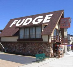 Grandma's Candy Kitchen Lake Ozark, MO  the Fudge is to die for!!!!