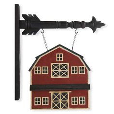 Barn Arrow Replacement Sign