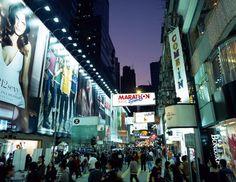 Hong Kong Street - Causeway Bay