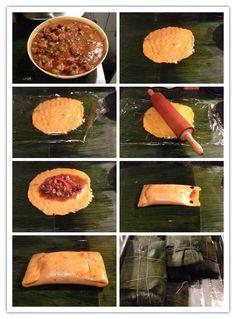 Venezuela Christma food.