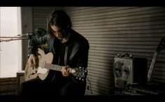 It might get loud...jack white <3