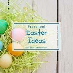 Meaningful Easter Ideas for preschoolers that include crafts, books, recipes, and easy activities. activities jesus Meaningful Easter Ideas for Preschoolers Easter Activities, Fix You, Easter Ideas, How To Find Out, Finding Yourself, Preschool, Easy, Books, Recipes