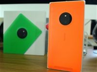 Cam unboxes the impressive mid-range Lumia 830. It's one of Nokia's latest Windows Phone devices and features some great specs for its price-point. Perhaps most impressive is the new, thinner profile. It's only 8.5mm thin, and is far more comfortable in hand than the flagship 930. Key ... http://maxonlinestores.org/?p=8471