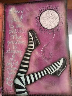 art journal tecnicas - Buscar con Google