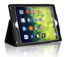 66360dafef OEM Δερμάτινη Θήκη Smart Case Folio Stand - Μαύρο (iPad mini   mini Retina