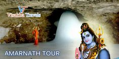 #Amarnath yatra is the most revered pilgrimage in Hinduism, one which every Hindu aspires to embark on once in his lifetime. This religious Yatra is organized every year to the great Himalayas, by the government of Jammu and Kashmir.