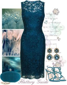 """""""Stella"""" by flattery-guide on Polyvore idea for bridesmaid dresses"""