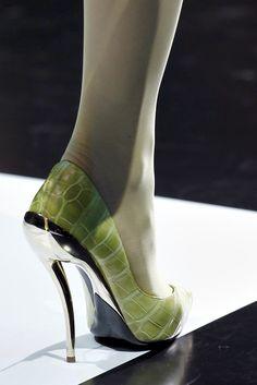 Spring Summer 2012 shoes Printemps Été 2012 soulier