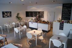 Dovecot Café by Stag Espresso | Dovecot Studios