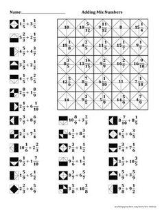 Mystery Grid Art Worksheets Luxury 105 Best Mystery Grid