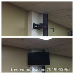 TAGS... #tvmounting #tvinstallation #hometheater #tvwallmount #hangtvonthewall #homeremodeling #interiordecorating #tvstand #tvoverthefireplace #tvmount #handyman #surroundsound #homewiring #networking #cat5 #officewiring #wallfish #hdmicable #inwallwiring #prewire #commercial #charlotte #professional #technician #installer #data #phone #cable #electrician #wiring #ethernet #voip #projector #screen #flatscreen #freetvmounts #speaker #installation #bose #audio  Http://tvmountcharlotte.com