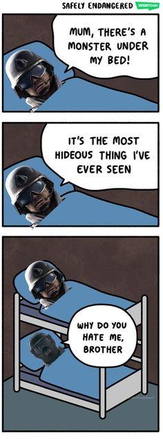 It's true day the outbreak 1 was better