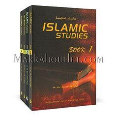 Islamic Studies, Book 1-4 (Paperback)