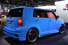 2017 Scion Xb Is The Featured Model Blue Color Image Added In Car Pictures Category By Author On Jun