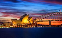 Sydney, Australia #australia #sydney #olympics #nightlife