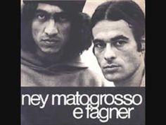 Ponta do Lápis - Fagner e Ney Matogrosso